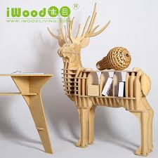 creative home furniture. Nordic Elk Wood Shelving Creative Home Decor European Ornaments Decoration Deer Simulation Wooden Crafts Free Shipping-in Coffee Tables From Furniture E