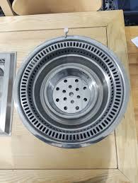 Bếp nướng than hoa âm bàn hút dưới - Điện lạnh, Máy, Gia dụng tại Hà Nội -  30714210