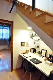 under stairs office. Home Office Nook Under The Stairs