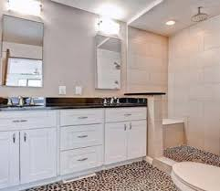 white bathroom cabinets. Wonderful Cabinets Shaker White Bathroom Cabinets Vanities Intended