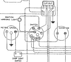 welcome to the austin seven friends web site and forum rp wiring dia part