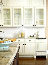 antique white subway tile best kitchen