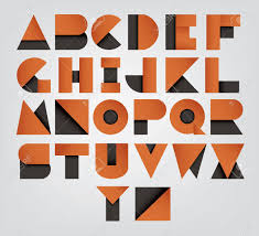 Abstract Font Magdalene Project Org