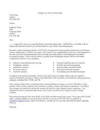 Internship Resume Cover Letter Resume Peppapp