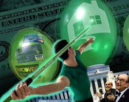 federal reserve creates bubbles