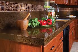 excalibur mosaic tiles with metro mareti recycled glass countertops by granite transformations