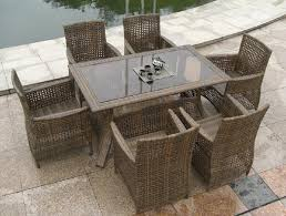 protect resin wicker dining chairs cole papers design sets for small apartments kitchen