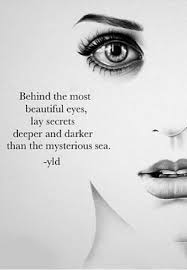 Quotes On Eyes Beauty