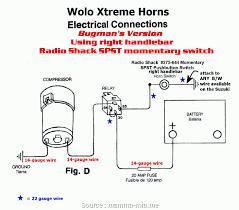wrg 8282] horn relay diagram wiring Hella Air Horn Wiring Diagram Air Horn Wiring Diagram