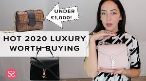 Best Designer Handbags Under 1500 The Hottest New Luxury Items Worth Buying All Under 1 500 Fendi Ysl Balmain Farfetch Ad