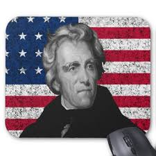 「Andrew Jackson the president of usa」の画像検索結果