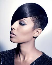 shaved sides black hairstyles short hairstyles for black hair for black women with straight hair