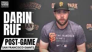 Darin Ruf on Kris Bryant Joining SF ...