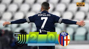 Juventus vs Bologna 2-0 HIGHLIGHTS & ALL GOALS - SERIE A (24/1/2021) -  YouTube