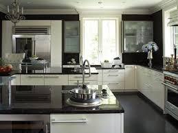 Dark Brown Cabinets Kitchen Black Cabinets Kitchen Brown Laminated Wooden Floor Design Ideas