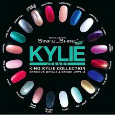 the kylie jenner x sinful colors nail polish collabo are in walmart s now