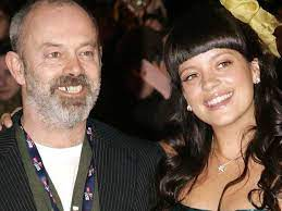 Lily Allen admits relationship with dad ...