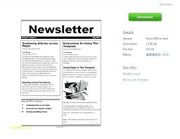 free microsoft publisher newsletter templates free templates for newsletters in microsoft word microsoft publisher