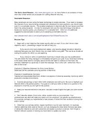 How To Write A Resume Summary That Grabs Attention Blue Sky