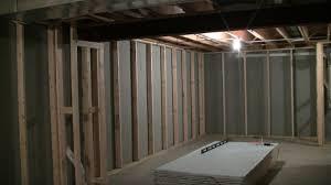 basement finishing as an owner builder