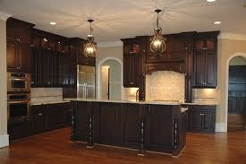 dark stained kitchen cabinets. Delighful Dark Staining Kitchen Cabinets Darker Awesome Magnificent Dark Stained  With Regard To In R