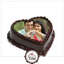 Chocolate Marwal Photo Cake Order Online Cake In Noidadelhi