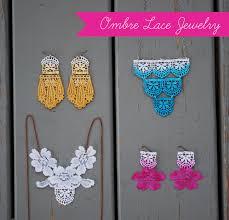 super diy lace projects 2