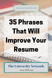 Here Are Some Ways To Amplify Your Resume To Make You More