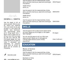 Simple Resume Format Free Download In Ms Word Awful Resume Word Formatemplate Unique For Examples Sample Microsoft 17