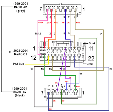 radio wiring diagram tahoe radio wiring diagrams online