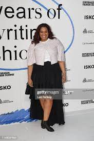 Akilah Joseph attends Day One of the Copenhagen Fashion Summit 2019... News  Photo - Getty Images