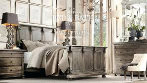 Elegant Restoration Hardware Bedroom Sets Restoration Hardware Bedroom Amazing With  Photo Of Restoration Hardware Collection New At