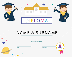 primary school diploma template lovely primary school diplomas  primary school diploma template lovely primary school diplomas png and vector