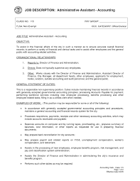 Resume For Administrative Assistant Job Admin Job Description for Resume Best Of Administrative assistant 1