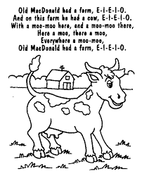nursery rhymes coloring pages with nursery rhyme colouring sheets