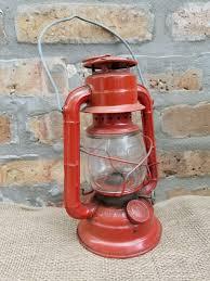 small vintage kerosene lantern
