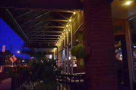 Commercial restaurant lighting Interior Cleveland Commercial Restaurant Outdoor Lighting Amazoncom Christmas Lights Wont Work When What You Really Need Is Bistro