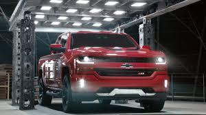 Silverado Special Edition Trucks: Centennial, Midnight & More