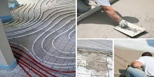 Im esszimmer ist der fußboden aus beton ganz leicht zu putzen. Fussbodenaufbau Und Estriche Alle Kosten Daten Fakten