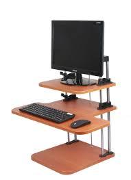 Ergonomic Computer Desk Table Adorable Ergonomic Desks Hydraulic Stand Up Rolling Computer