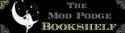 The Mod Podge Bookshelf