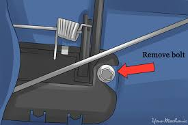 how to repair a door lock actuator yourmechanic advice two bolts around the door lock actuator to be removed