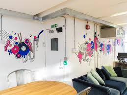 Bubbling With Creativity Oozing With Soul Creative Office Murals