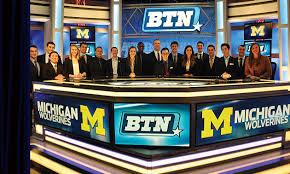 sport management university of michigan school of kinesiology sport management students at big ten network
