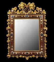 the venetian mirror was still a very rare object for more than two centuries owning one became a symbol of high status at the same time painting and