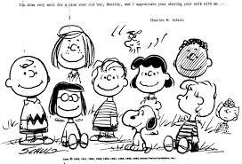 Peanuts Coloring Pages Images OD5 | DebbieGeorgatos