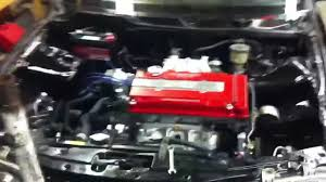 integra wire tuck results new engine youtube Tucked Integra GSR Integra Wire Tuck Harness #26