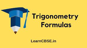 Math Chart 8th Grade Formula Trigonometry Formulas For Functions Ratios And Identities Pdf