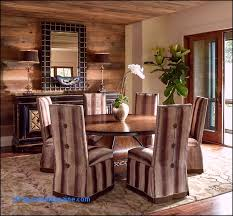 the cross channel round dining table with dressmaker chairs from marge carson