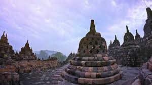 famous ancient architecture. Perfect Famous Famous Buddhist Landmark In Java Indonesia  Borobudur Temple Ancient  Architecture Video Background Stock Video Footage Videoblocks With Architecture N